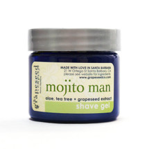 travel mojito man shave gel