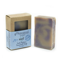 Surf 10th Anniversary Santa Barbara Seasonal Soap