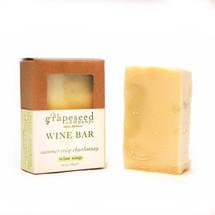 summer crisp chardonnay wine bar organic soap