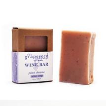 pinot dreams wine bar organic soap