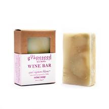 spa'vignon blanc wine bar organic soap