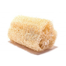 100% natural body loofah