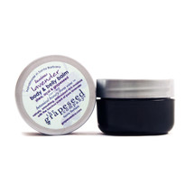 Travel luscious lavender body & belly balm
