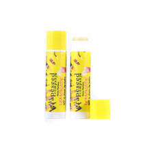 SPF 15 lemonade lip balm tube