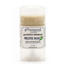 Mojito Man 100% Natural Deodorant