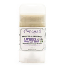 Lavender & Fresh Cut Herbs 100% Natural Deodorant