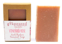 Vineyard Rose Seasonal Soap