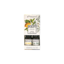 *NEW* Purify Lemon & Tea Tree Essential Oil Duo