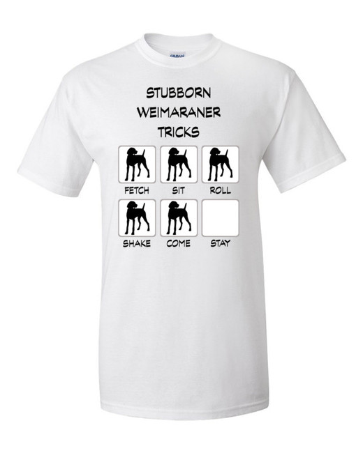 Bedlington Terrier Stubborn Tricks Mens Cotton T-Shirt