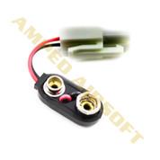 9 Volt Conversion for PR-15 (Tamiya)