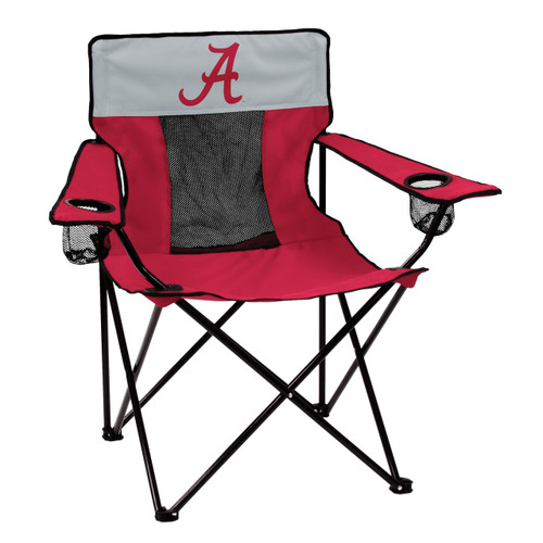 Alabama Crimson Tide Logo Elite Chair