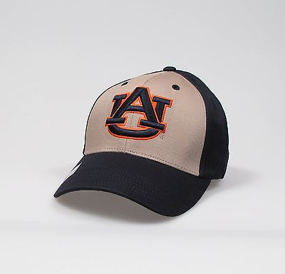 "Auburn Tigers Adjustable ""One Size Fits Most"" Hat - Champion BL/KH 00025"