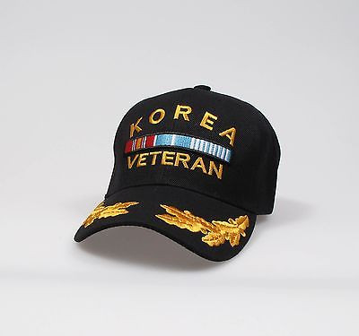 "Korea Vet Adjustable ""One Size Fits Most"" Hat"
