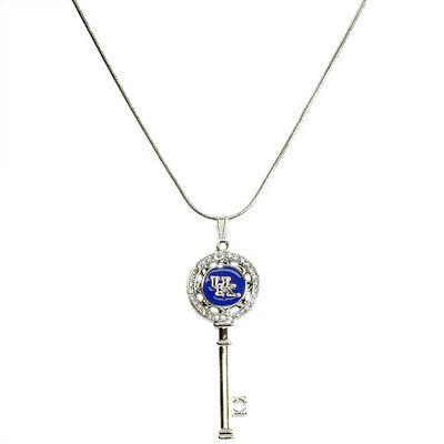 "Kentucky Wildcats 20"" Necklace with Key Pendant- NE1962320 - NCAA Licensed"