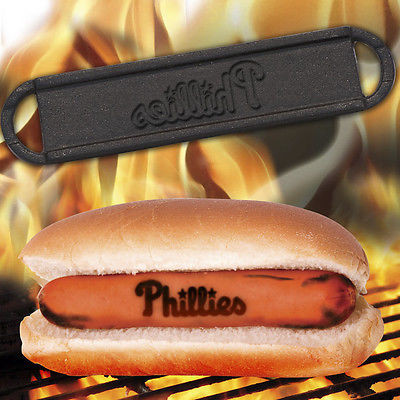 Philadelphia Phillies Hot Dog Brander