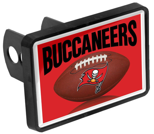 Tampa Bay Buccaneers Universal Hitch Cover