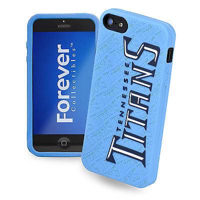 Tennessee Titans All Silicone IPHONE 5 soft cell phone cover/case