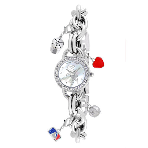 Chicago White Sox Charm Series Watch