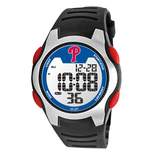 Philadelphia Phillies Training Camp Series Watch with Multiple Digital Functions