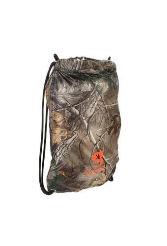 Geckobrands Waterproof Drawstring Backpack - Realtree Xtra Camo