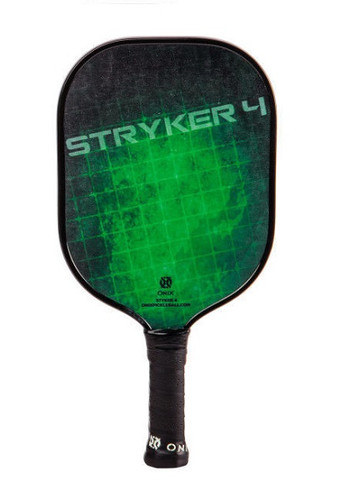 ONIX Stryker 4 Composite Pickleball Paddle - Green