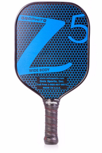 Onix Graphite Z5 Pickleball Paddle - Blue