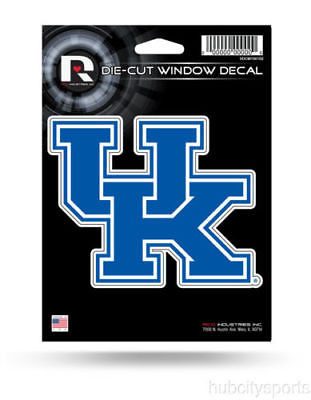 Kentucky Wildcats Medium Die-Cut Window Decal