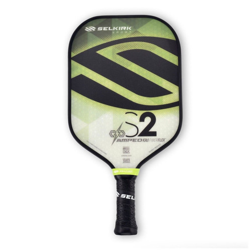 Selkirk S2 AMPED X5 Pickleball Paddle - Midweight - Emerald Green