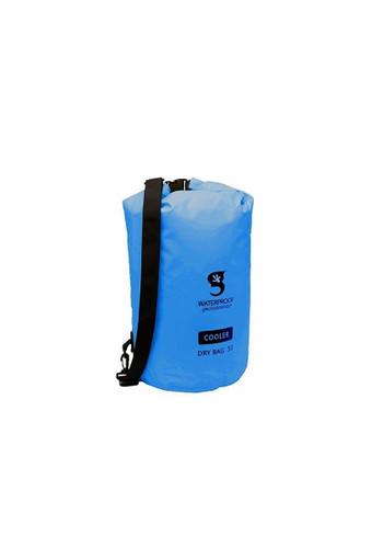 Geckobrands Waterproof Dry Bag Cooler - 30L - Blue