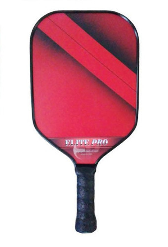 Engage Elite Pro Pickleball Paddle - Red