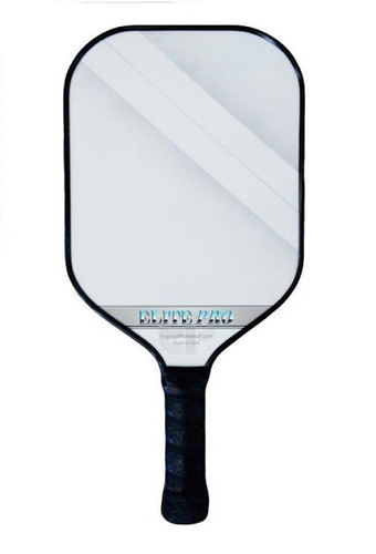 Engage Elite Pro Pickleball Paddle - White