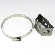"""H15034 3-Way Stand Off Adapter 3-4"""" Round Member Centric RF"""