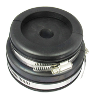 H9104158 4'' or 5'' boot and cushion for 1 hole at 5/8'' Corrugated coax Centric RF