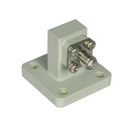 CWR51S WR51 to SMA/Female Waveguide to Coaxial Adapter Centric RF