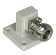 CWR62N WR62 to N/Female Waveguide to Coaxial Adapter Centric RF