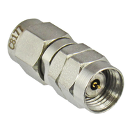C8177 1.85 Male to SMA Male Adapter Centric RF