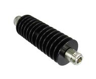 C18N50-15 N/Male to N/Female 18 Ghz 50 Watt 15 dB Attenuator Centric RF