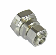 C8291 4.1/9.5 Male to 7/16 Male 6 Ghz Adapter Centric RF