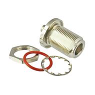 C3610 N/Female to SMA/Female Bulkhead Adapter O-ring on N side Centric RF