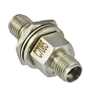 C7085 2.92/Female to 2.92/Female Fixed Hex Bulkhead Adapter Centric RF