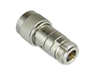 C18N-2 N/Male to N/Female 18 Ghz 2 Watt 2 dB Attenuator Centric RF