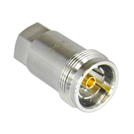 C4310-2F 4.3/10 Female 2 Watt 6 Ghz IP67 Rated Termination Centric RF