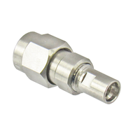 MADP-6038 Micromode SMP Male Full Detente to SMA Male Adapter Centirc RF