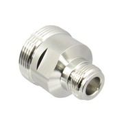 C8404B 7/16 Female to N Female. VSWR 1.15 max 0-6ghz. PIM <165dbc. 19mm Nut Centric RF