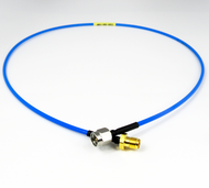 C589-086-24MF SMA/M to SMA/F 27GHz Flexible Cable 086 Centric RF