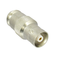 C4921 Type C Female to N Female Adapter VSWR 1.25 Brass Centric RF