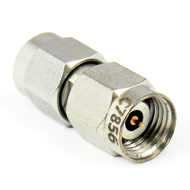 C7856 2.4/Male to 3.5/Male Adapter Centric RF