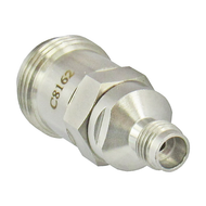 C8162 1.85mm Female to N Female Adapter 18ghz Centric RF