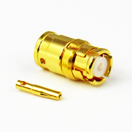 CX4504 SMP 086 Female Cable Connector Centric RF