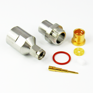 CX3351 SMA Male Connector for LL335 Cable Centric RF